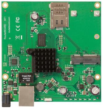 MikroTik RBM11G RouterBOARD with Gigabit LAN and miniPCIe slot