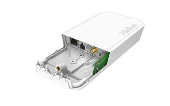 MikroTik RBwAPR-2nD&R11e-LR9 wAP LR9 kit An out-of-the-box gateway solution for LoRa technology, 902-928 MHz (RBwAPR-2nD&R11e-LR9)