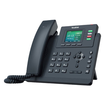 Yealink T33G Entry Level Gigabit PoE Color IP Phone (SIP-T33G)