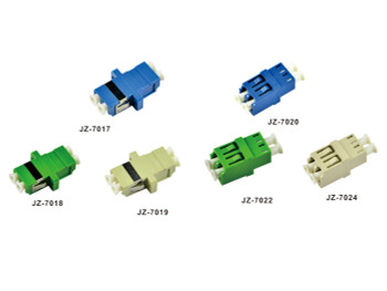 LC/APC Duplex SM Adapter  JZ-7022