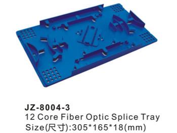 12 Core Fiber Optic Splice Tray JZ-8004-3