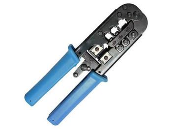 Crimping Tool Plier All In One for RJ45 Cat7 Cat6 Cat5 RJ11 RJ12