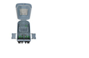 8 Core Fiber Optic Distribution Box