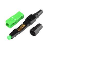 SC fast connector APC