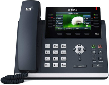 Yealink SIP-T46S - VoIP Phone - 3-Way Call Capability ( SIP-T46S )