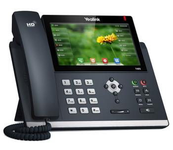 Yealink SIP-T48S Gigabit IP VoIP SIP Phone - Skype for Business (SIP-T48S)