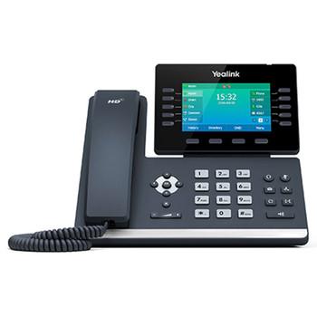 Yealink SIP-T54S 16-Line Business Media IP Phone, Built-In Bluetooth, Gigabit Ethernet (SIP-T54S)