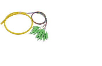 12 Core Pigtail Colored UPC