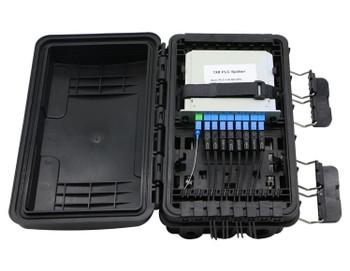 FIBER OPTIC DISTRIBUTION BOX 16/96 Cores w/ PLC -JZ-10075 (JZ-10075)