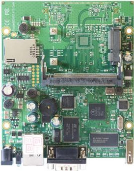 MikroTik RB411U RouterBOARD 300MHz 3G Router Firewall 32MB mPCI slot USB