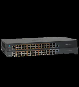 Cambium Networks MX-EX2028PxA-U cnMatrix 24 1G PoE and 4 SFP+ - USA Cord