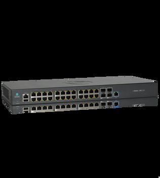 Cambium Networks MX-EX2028xxA-U cnMatrix EX2028 Intelligent Ethernet Switch 24-Port 1G, 4 SFP+ fiber ports