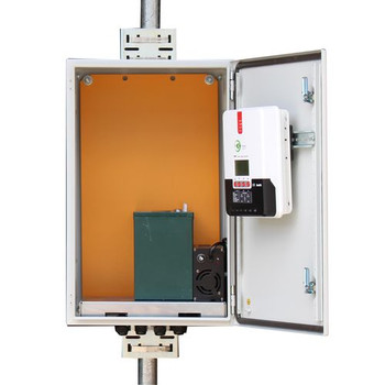 Tycon System UPS-ST12-50-600 12V 50Ah Batt, 12V 600W