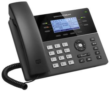 "Grandstream GXP1760W Wireless HD IP Phone Integrated with Wi-Fi 4.6"" Screen"