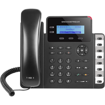Grandstream GXP1628 Small to Medium Business HD IP Phone Front