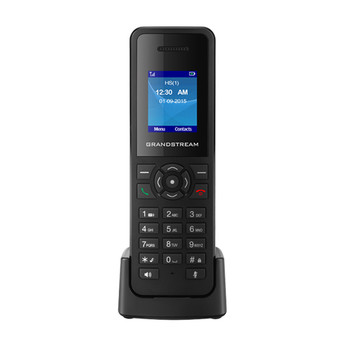 Grandstream DP720 DECT Cordless VoIP Telephone Front on base