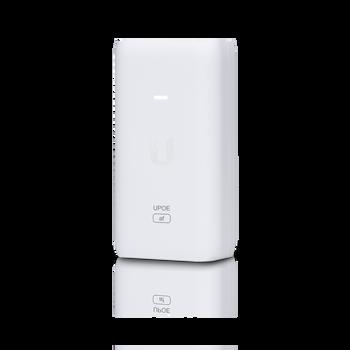 Ubiquiti U-POE-af Power over Ethernet PoE Injector, 802.3AF