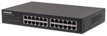 Intellinet 561273 24-Port Gigabit Ethernet Switch