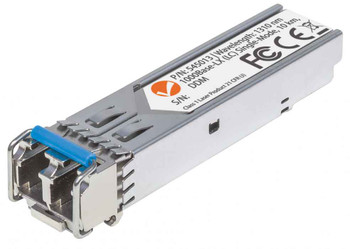 Intellinet 545013 Gigabit Fiber SFP 1000Base-LX (LC) Single-Mode Optical Transceiver Module