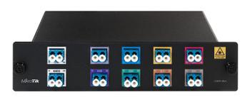 MikroTik CWDM-MUX8A 8-Port SFP/SFP+ Unit