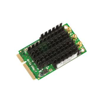 MikroTik R11e-5HacT 5Ghz miniPCI-e, 802.11ac/a/n tripple chain, 3x MMCX