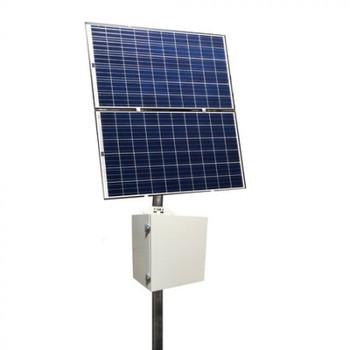 RemotePro Systems 720W Solar,400Ah Batt, 48V TPDIN MPPT Controller Remote Power Solar System