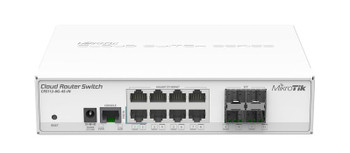 MikroTik CRS112-8G-4S-IN loud Router Switch 8-Port 4-SFP L3