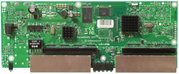 MikroTik RB2011L board only, 600MHz 74K MIPS network processor