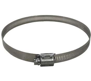 """Tycon Systems 5700018 Hose Clamp - Stainless - 2"""" to 6"""" Adj"""