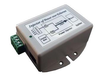 Tycon Systems TP-DCDC-1224G 9-36V In, 24V19W Gigabit passive PoE,DCDC Converter