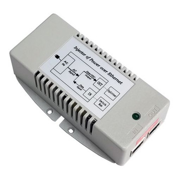 Tycon Systems TP-POE-HP-24 top angle