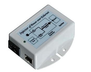 Tycon Systems TP-POE-48 120/240VAC, 48V 24W Pasv PoE Inserter