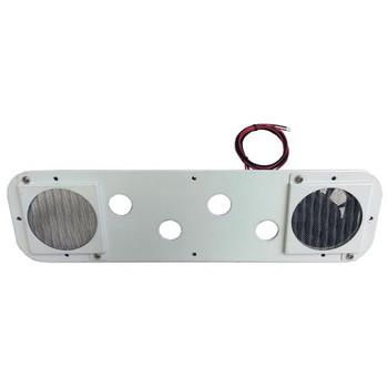 Tycon Systems RPST-POWERVENT-24 12V-24V Ventilator for RPST Enclosures