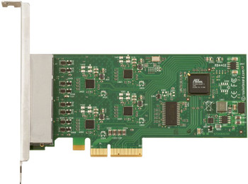 MikroTik  RB44Ge Routerboard, PCIe, Atheros AR8131/M, Four 10/100/1000T
