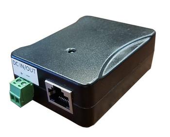 Tycon Systems POE-INJ-1000-WT Gigabit 4Pair PoE Inserter
