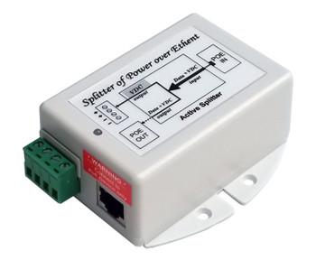 Tycon Systems POE-SPLT-4848G-P Gigabit Splitter