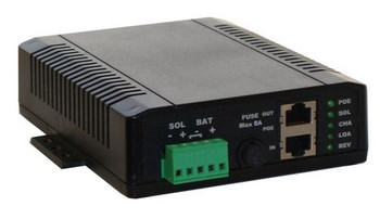Tycon Systems TP-SCPOE-2424-HP Front ports