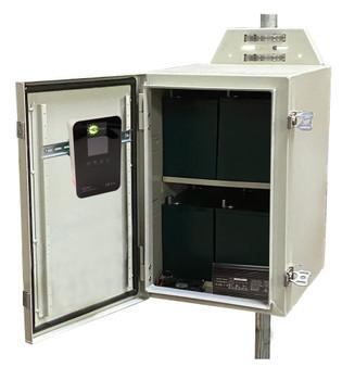Tycon Systems UPL12/24-200-600 UPSPro, 12/24V 600W, 200Ah Battery, Aluminum