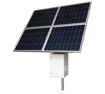 Tycon Systems RPST12/24-200-320 RemotePro, 50W, 320W Solar System, 2400W Battery,PWM
