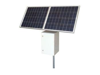 Tycon Systems 160W Solar Panels, 24V 200Ah Battery,48VPoE Off Grid Solar Power System (RPST2448-100-160)