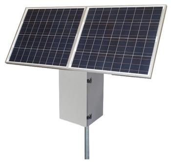 Tycon Systems 40W,170W Solar,200Ah Battery,MPPT Off Grid Solar Power System (RPSTL12/24M-200-170)