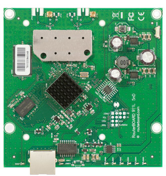 MikroTik RB911-5HnD-US 911 Lite5 dual RouterBOARD