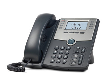 Cisco SPA508G 8-Line IP Phone with 2-Port Switch, PoE and LCD Display ( SPA508G )