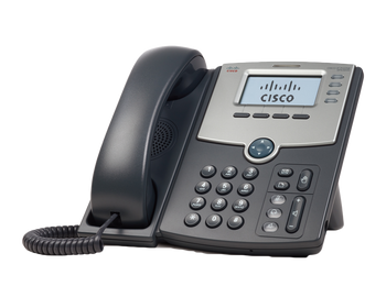 Cisco SPA512G 1-Line IP Phone with 2-Port Gigabit Ethernet Switch, PoE, and LCD Display ( SPA512G )