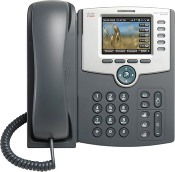 Cisco SPA525G2 5-Line Business IP Phone with Enhanced Connectivity and Media