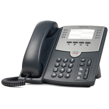 Cisco SPA501G 8-Line IP Phone with 2-Port Switch, PoE and Paper Label ( SPA501G )