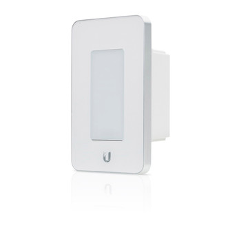 Ubiquiti mFi-LD-W InWall Manageable switch/dimmer White ( mFi LD W )