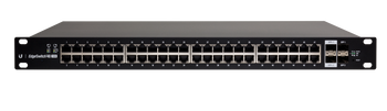 Ubiquiti ES-48-750W EdgeSwitch 48 port Managed PoE+ Gigabit Switches with SFP