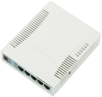 MikroTik RB951G-2HnD 5-Port Gigabit Wireless AP 1000mW