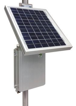 Tycon Power RPDC12-9-15 RemotePro 15W Solar, 12V 9Ah Battery